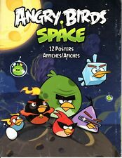 Angry Birds Space 12 Posters Poster Book
