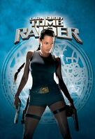 Lara Croft Tomb Raider movie poster - 11 x 17 inches - Angelina Jolie poster (b)