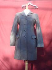 MLC Beige Genuine Leather Women Long Coat Jacket 6 Made in Canada