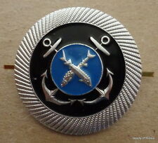 RUSSIAN   NAVY   ARMY  PIN BADGE HAT  COCKADE     #32  LE