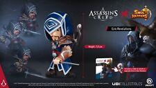 Assassin's Creed Ezio Revelations Figure Sout Hunters Chibi 7,8cm NEW