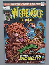 Werewolf by Night #27 (Mar 1975, Marvel)
