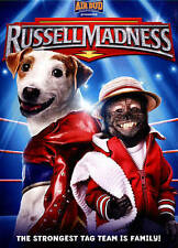 Russell Madness (DVD, 2015) AIR Bud Entertainment Presents, Tag Team Comedy NEW