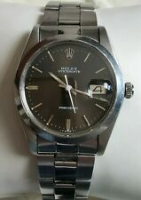 Vintage Rolex Oysterdate 6694 Calibre 1225 Hand Winding S.Steel Men's Watch