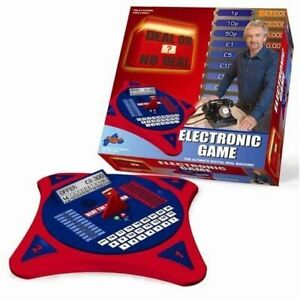 Electronic DEAL OR NO DEAL Game - New but Torn Cellophane Wrapping