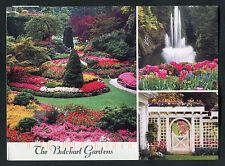 Posted C2000 Multiviews of the Butchart Gardens, Victoria B.C.