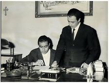 Italia, Il Dott. D'Alessandro e il Dott. Delfino della Mobile di Firenze  V