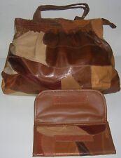 New Gold coast Ladies Genuine leather shoulder bag /Hand Bag & matching wallet