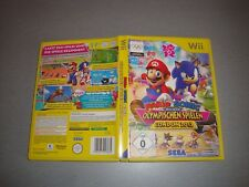 Mario & Sonic at the London 2012 Olympic Games (Nintendo Wii, 2011)pal europa