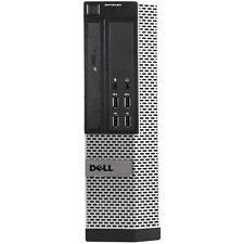 Dell Optiplex 9020 SFF Desktop PC Intel i7-4770 8GB RAM 240GB SSD DVD W10 Pro