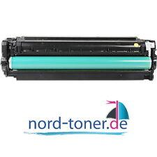 Toner Yellow Premium für HP Color LaserJet CP 2025 N CC532A von nord-toner