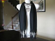 Fashion Jewelry Scarf w Decoration Angel Necklace Pendant