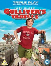 Gulliver's Travels (Blu-ray/DVD, 2011)