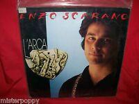 ENZO SCARANO L'Arca LP 1991 Italy Pop MINT-