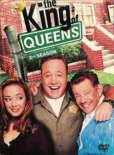 The King of Queens - Season 2 - 25 Episodes - 3-Disc DVD Box Set