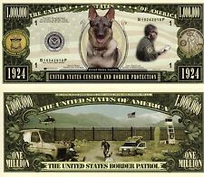 U.S. Customs and Border Protection Novelty Money