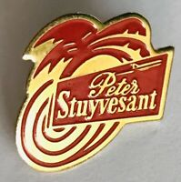 Peter Stuyvesant Cigarette Brand Advertising Pin Badge Rare Vintage (F11)