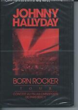 2 DVD Johnny Hallyday Concert Paris Bercy 2013 Neuf sous cellophane