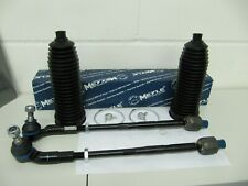 2x Meyle Tie Rod With Steering Boot Audi S3 And Tt 8N Set For Front
