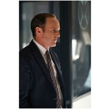 Agents of S.H.I.E.L.D. Clark Gregg as Coulson Side Profile 8 x 10 Inch Photo