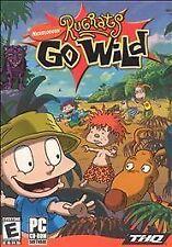 Rugrats Go Wild (PC, 2003)