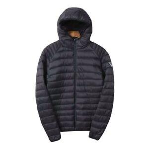 Men's thin down jacket BLACK size L
