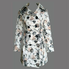 Polyester Hand-wash Only Floral Coats & Jackets for Women