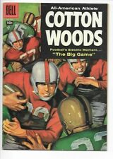 1957 Dell Four Color #837 Cotton Woods VF-