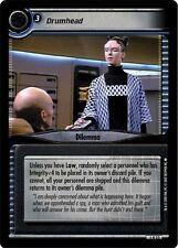 Star Trek CCG 2E Premiere Drumhead 1R23