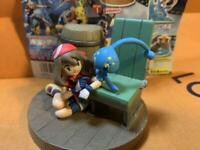 Pokemon Haruka and Manaphy Figure Advanced Generation Manaphy Movie Limited Rare