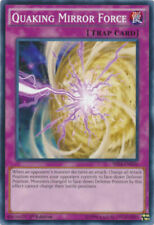 3x Yugioh YSYR-EN040 Mirror Force Common Card