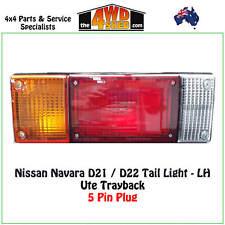 TAIL LIGHT fit NISSAN NAVARA D21/D22 TRAY BACK L/H LEFT PASSENGER SIDE 1986-2015