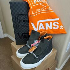 Vans Sk8 Hi Porter Yoshida And Company Collaboration Mens Size 10