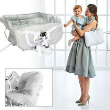 Foldable Baby Shopping Trolley Cart Seat Cushion High Chair Cover Protector AU!