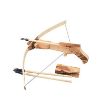 Wooden Toy Archery Crossbow Cross Bow Arrow Kid/Children/Youth Gift Toy