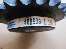 "Martin 40BS30 Sprocket   1-1/8"" diameter, 30 teeth"