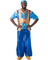 Disney Aladdin Live Action Genie Mens Costume