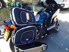 Bmw R100 K75 de lija K100 K1100rs k1100lt Alforja Forro Bolsas interior Bags bolsas de equipaje