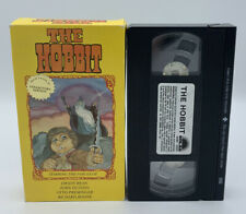 The Hobbit VHS Movie High Grade SP Collector's Edition Rare Solar Home Video