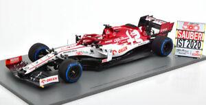 1:18 Spark Alfa Romeo C39 GP Turkey - 500th race Sauber Raikkonen