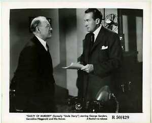 The Strange Affair of Uncle Harry 1945 Original Still Photo R50 George Sanders