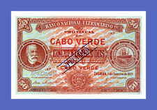 CAPE VENDER - 50 Escudos 1921s -Reproductions - See description!!!