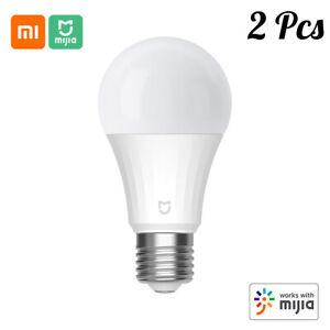 2PCS Xiaomi E27 5W LED Light Bulb BT MESH Version Light Globe Smart Control C1O9