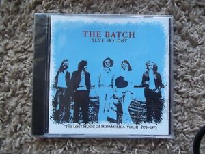 The Batch - Blue Sky Day Lost Music of Midamerica Vol. II 1970-1973 2009,CD NEW