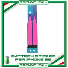 ADESIVO BIADESIVO BATTERIA IPHONE 5S Battery Sticker SOSTITUZIONE RICAMBIO