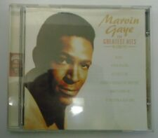 MARVIN GAYE ~ The Greatest Hits In Concert ~ CD ALBUM - REMASTERED