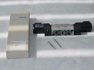 Festo JMEH-5/2-1/8-P-B Mid Pneumatic Solenoid Valve, Voltage 24VDC [2R8B]
