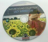 Nature Sounds CD Lazy Summer Day Relaxation Meditation Sleep Aid White Noise