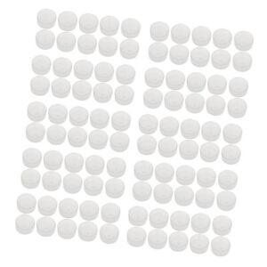 100pcs Teelichtbecher Kerzenform Gehäuse Zubehör DIY Hochzeitsdekoration