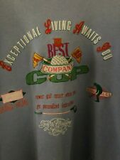"Original Best Company Sweatshirt Excellent Condition 25.5""ptp"